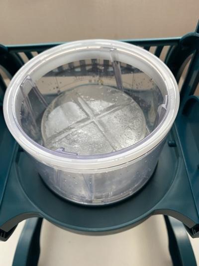 かき氷 機械7